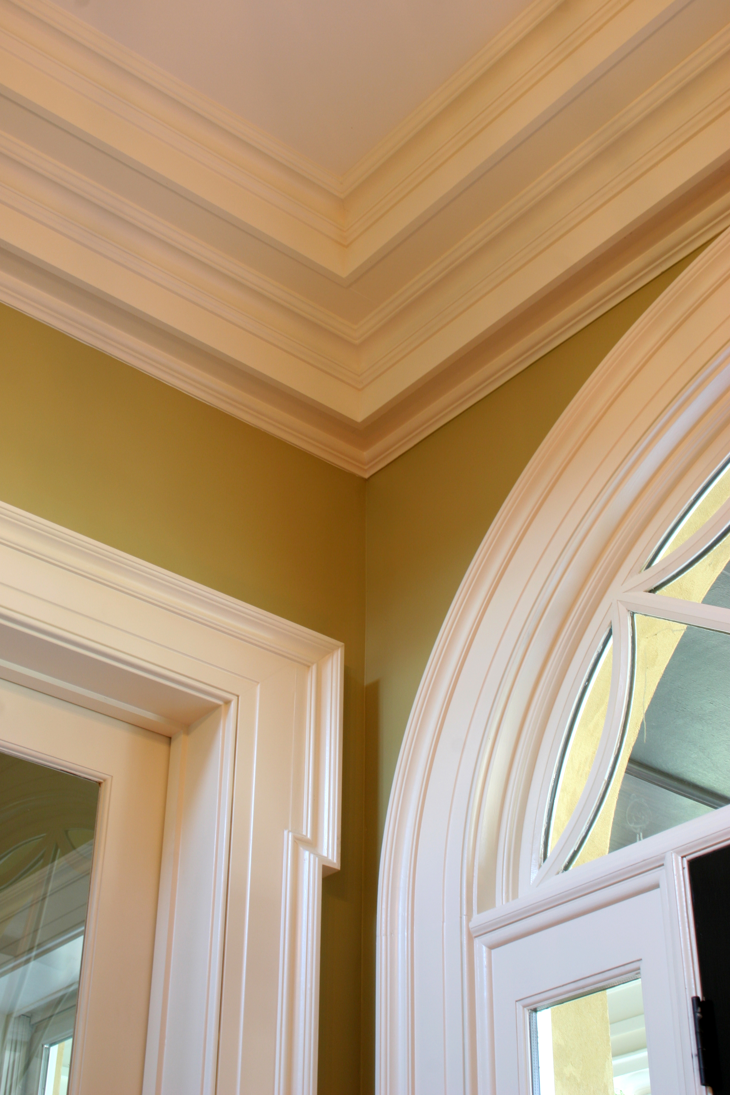 Windows Valences And Doors Crown Amp Trim By Design