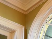 Door, Window trim & crown